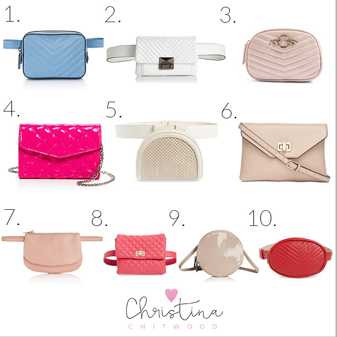 20+ Adorable Belt Bags for Spring {Handbags Under $100} - Square