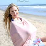 My Favorite Breastfeeding Cover: Covered Goods Four-in-One Nursing Cover {Baby Product Review}