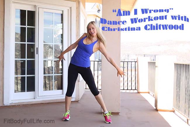 """Nico & Vinz """"Am I Wrong"""" Dance Workout with Christina Chitwood"""