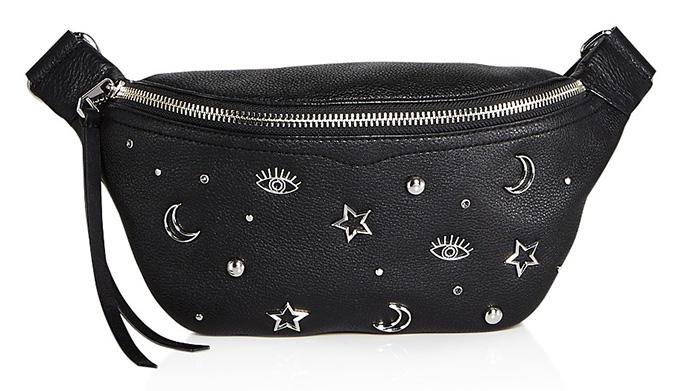 Rebecca Minkoff Bree Charm-Embellished Leather Belt Bag - 100% Exclusive