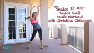 "Taylor Swift ""Shake It Off"" - Dance Workout with Christina Chitwood"