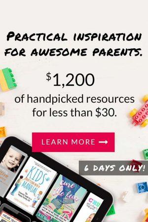 Gain Confidence As a Parent with the Parenting Super Bundle (98% Off)!