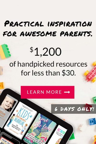Gain Confidence As a Parent with the Parenting Super Bundle (98% Off)!