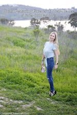 Outfit Featuring Forever 21 Self-Tie Tee {Under $50 Fashion}
