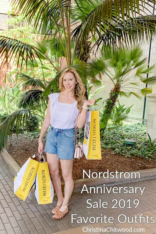 Nordstrom Anniversary Sale 2019 Favorite Outfits