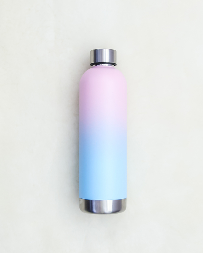 Simple Modern 25oz Stainless Steel Water Bottle Review {Double Wall Vacuum Insulated Sports Water Bottle}