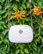 Tory Burch Kira Camera Crossbody Bag {Handbag Review}
