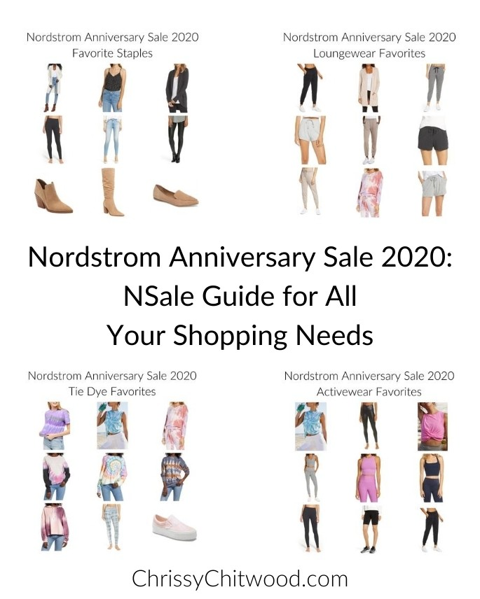 Nordstrom Anniversary Sale 2020: NSale Guide for All Your Shopping Needs