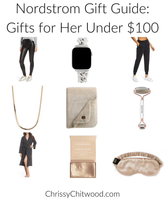 Nordstrom Gift Guide: Gifts for Her Under $100_ChrissyChitwood.com